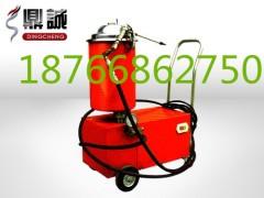 嘉峪关TZ-2电动高压注油机 黄油加注机 安全高效 矿山设备