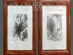 绵阳红木画框制作,【荐】成都厂家直销的红木画框