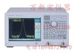 万新宏仪器安捷伦 E5071A 网络分析仪专业维修18948727370