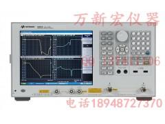 万新宏仪器安捷伦 E5071C 网络分析仪专业维修18948727370