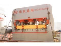 实惠的上置式双贴面热压机推荐 热压机代理加盟