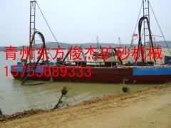 物超所值的抽沙船供销:冲吸式抽沙船