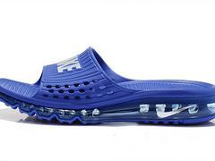 福建物超所值的耐克拖鞋蓝色气垫款品牌推荐|精仿耐克拖鞋品牌直销