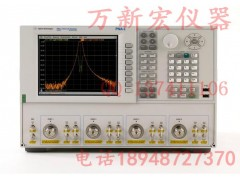 万新宏仪器安捷伦 N5230A 网络分析仪专业维修18948727370