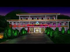 甘肅亮化工程:蘭州提供可信賴的國土局樓體亮化
