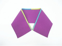 萬山針織廠|橫機羅紋|扁機領子