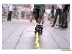 首屈一指的青島輪滑俱樂部|輪滑視頻教程