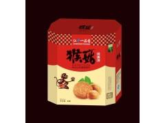 江中一品香猴菇奶香饼