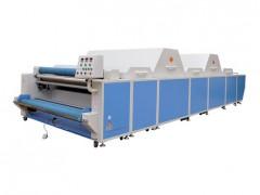 布料缩水机|想买耐用的大型预缩定型机 YJ-6800,就来易利服装机械