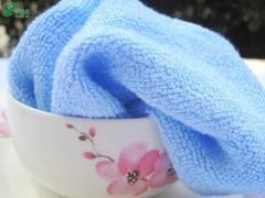 25克竹纤维不沾油洗碗巾 抹布厂家直销 100%竹纤维小方巾