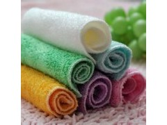 韓國式雙層18*23洗碗布 不沾油竹纖維抹布 百潔布揩布
