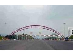 北京膜结构收费站_粤海膜建筑专业提供膜结构制造