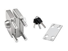 機械鎖|肇慶區域品牌好的橢圓插銷玻璃門鎖