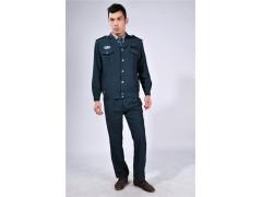 现货保安服厂家|保安衬衫定制|欣兰格服装厂