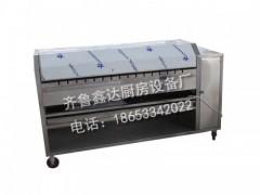 齐鲁鑫达厨房设备供应具有口碑的烧烤设备 简易烧烤设备