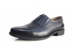 3515強人正品新款07三接頭皮鞋 軍官皮鞋 商務皮鞋批發