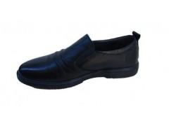 強人男士休閑皮鞋 春秋新款日常休閑真皮透氣舒適休閑鞋正品