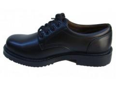 3515強人皮鞋 保安工作鞋 工裝鞋 勞保鞋 低腰皮鞋
