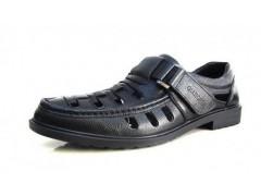 3515強人皮鞋 強人涼皮鞋 夏季皮鞋 強人職業皮鞋