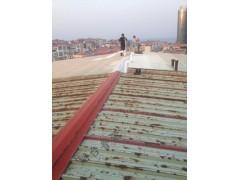 彩鋼瓦屋面維修屋面防水山東魯蒙LM納米防水涂料