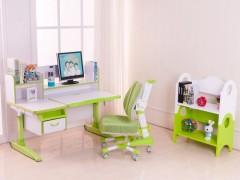 儿童学习桌//成长学生书桌//升降书桌//多功能学习桌&首席童伴