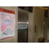 玉贵广告发布广州小区电梯广告,门按广告