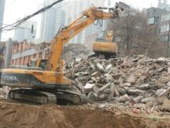 兰州桥梁拆除公司_高质量的楼房拆除推荐