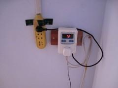 【幸福來敲門】冬季施工選鑄烽智能溫控電熱毯