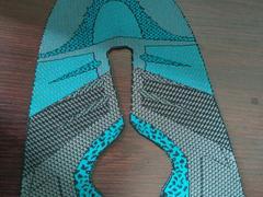 要买质量好的飞织鞋面,就到佳成机械|代理3D鞋面飞织鞋面加工定制