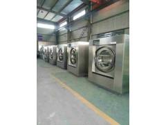 洗衣房设备全自动洗脱两用机大型洗衣设备工业烫平机烘干机海鑫机电生产制造