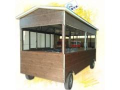 电动巴士餐车价格|电动巴士餐车供应商|金卉来餐车公司