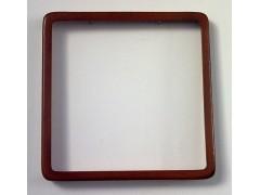 吉林桐木木方,供应潍坊精美的圆角国画框