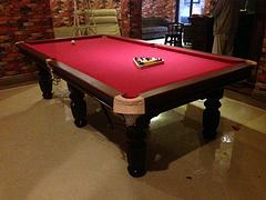 美式台球桌价格如何 有品质的美式台球桌在哪有卖