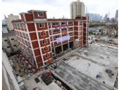 专业的房屋平移——建筑平移公司推荐