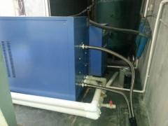 【薦】優質的空壓機余熱回收熱水工程:余熱回收系統