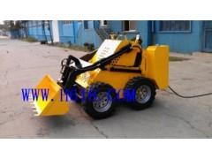 小型滑移电动矿用装载机