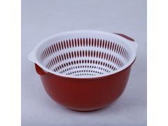厨房多用塑料沥水篮