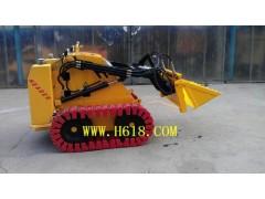 履带式装载机 多功能装载机 工程机器人 电厂上料机