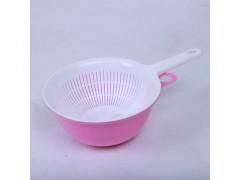 厨房优质塑料洗菜篮