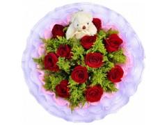 具有口碑的玫瑰花束提供商,当属舜华如意花坊:鲜花租赁供应