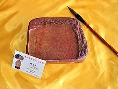 具有價值的觀賞紅絲硯——精致的觀賞紅絲硯,青州匯寶齋供應