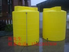 1.5吨搅拌加药箱 加药搅拌桶 PE加药箱搅拌罐 立式搅拌桶