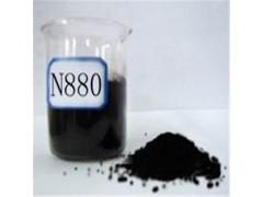 宿州N880热裂解碳黑易分散,各种合成橡胶专用N880炭黑