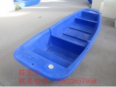 余姚厂家直销3.2米带活鱼舱塑料渔船 双层牛筋 钓鱼船