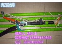 伸缩式高压绝缘高枝剪A7带电作业伸缩测距杆 专业生产厂家