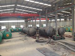 山東振通金屬容器制造有限公司雙層油罐、加油站油罐