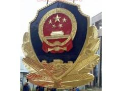 警徽厂家供应 警徽厂家直销 订购警徽规格