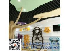 高密度板動物雕塑 高密度板大熊貓商業美陳雕塑