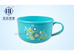 塑料大碗杯热转印工艺