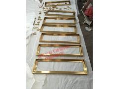 供应北京酒店KTV不锈钢镜框 做工精细 质量保证